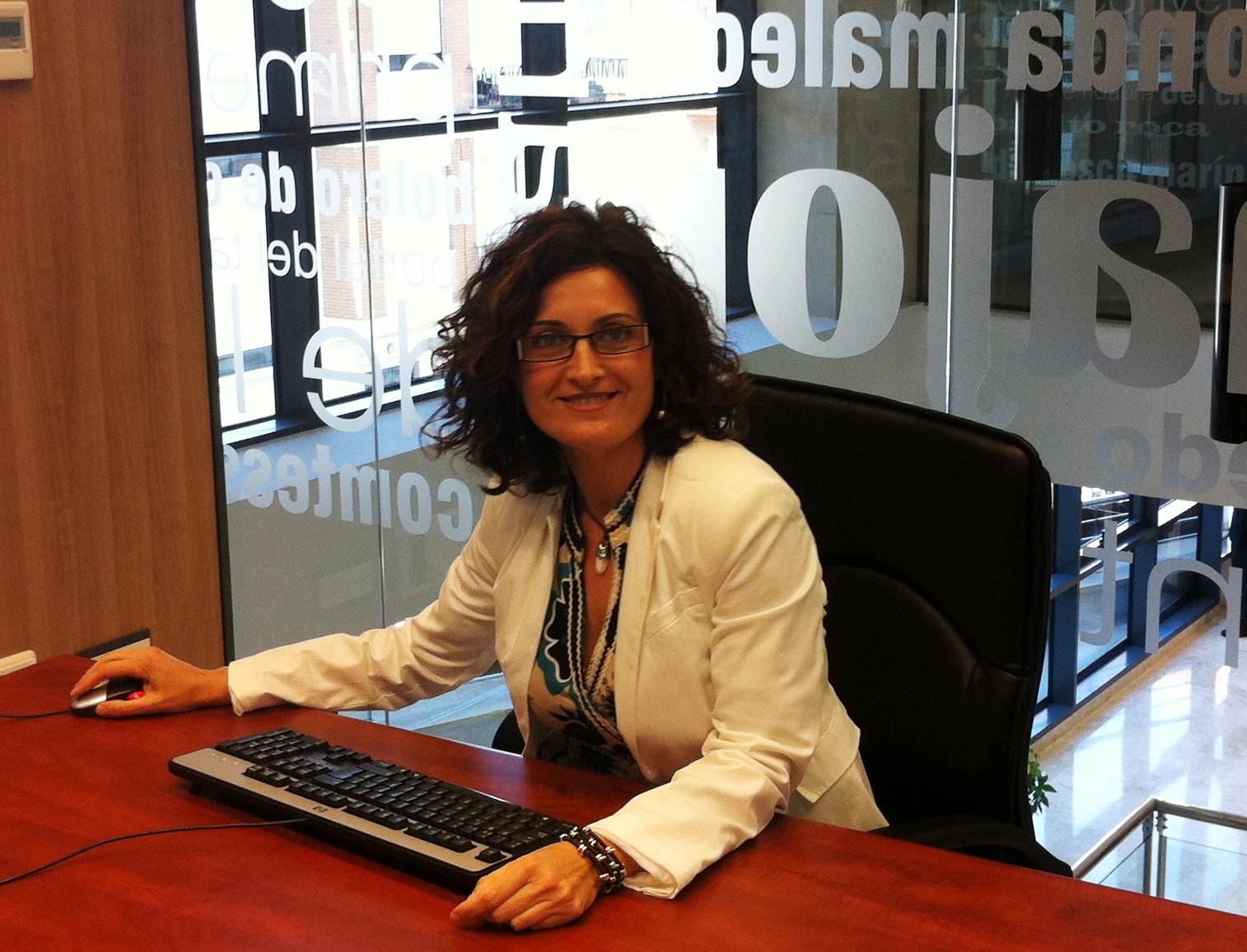 Maria Josep Ortega, portaveu de Bloc-Compromís