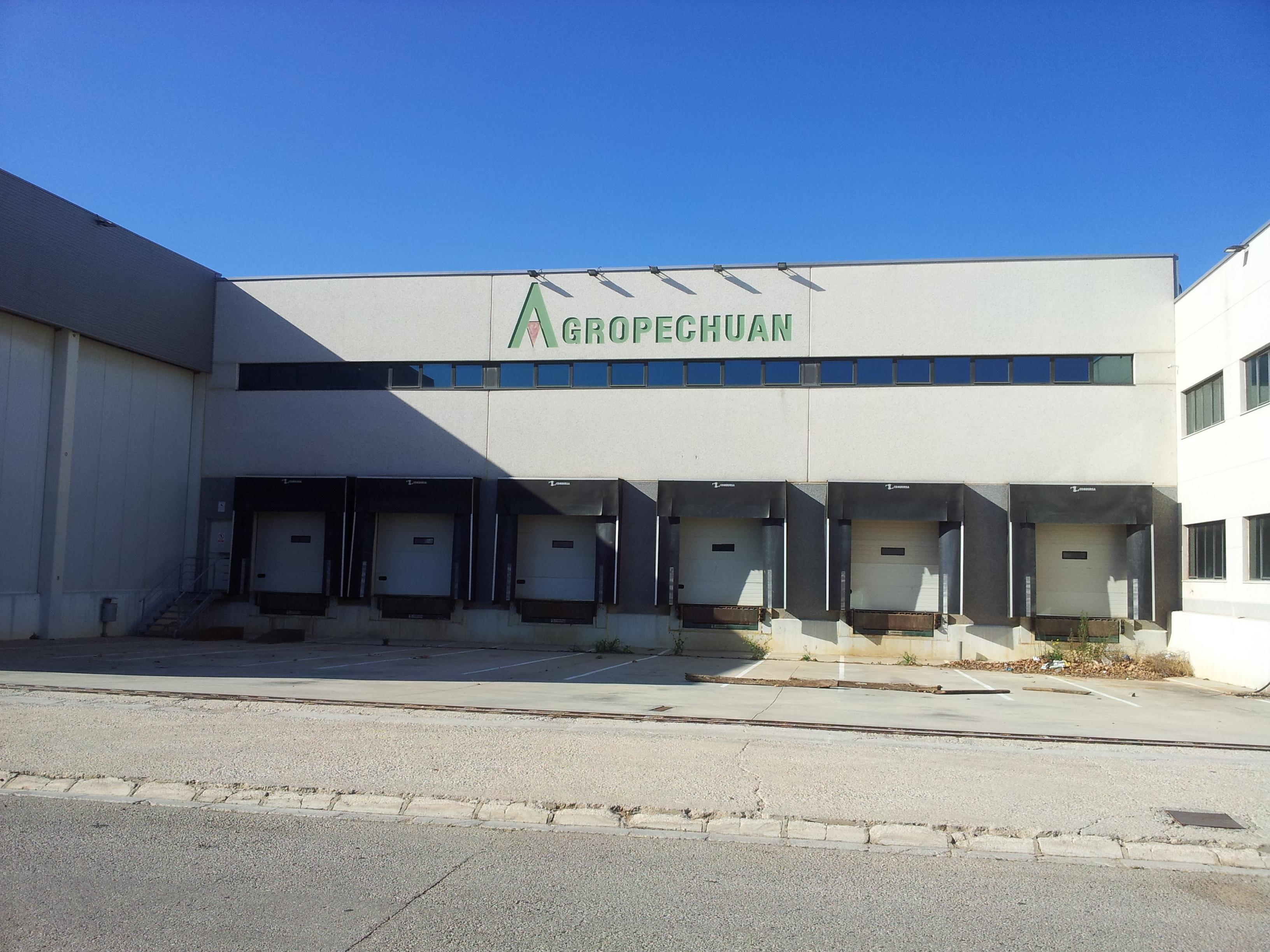 Una de les empreses tancades a Carlet els últims anys