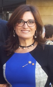 Maria Josep Ortega, portaveu de Compromís a l'Ajuntament de Carlet